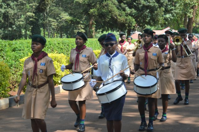 KANGUBIRI GIRLS HIGH SCHOOL