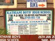 Kathiani Boys' High School