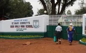ST. MARY GORRETY'S DEDE GIRLS SECONDARY SCHOOL