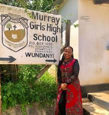 MURRAY GIRLS' HIGH SCHOOL