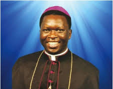 Most Rev. Philip Anyolo who is the KCCB Chairperson.