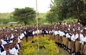 KIMNGOROM GIRLS HIGH SCHOOL