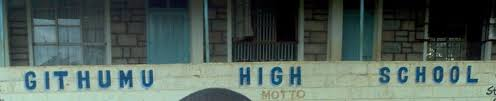 GITHUMU HIGH SCHOOL