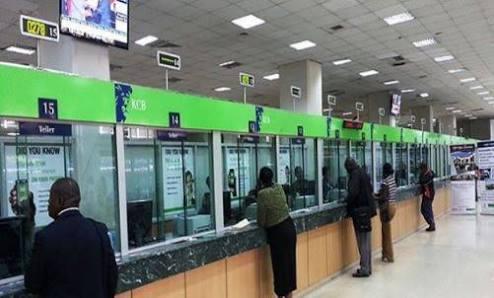 KCB Bank- Kenya.