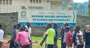 Masinde Muliro university, MMUST,