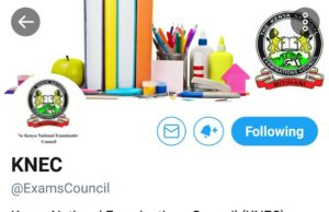 Official Twitter account for Kenya National Examinations Council, KNEC.