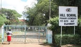 The Hill School; one of the Covid-19 isolation centre in Uasin Gishu County.