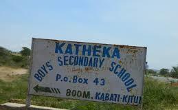 KATHEKA BOYS' SECONDARY SCHOOL