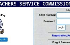 THE TSC TEACHER'S PAYSLIP FROM THE T-PAY PORTAL. REGISTER, LOG IN AND DOWNLOAD YOUR PAYSLIP NOW.