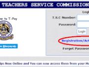 TSC payslips portal for teachers.