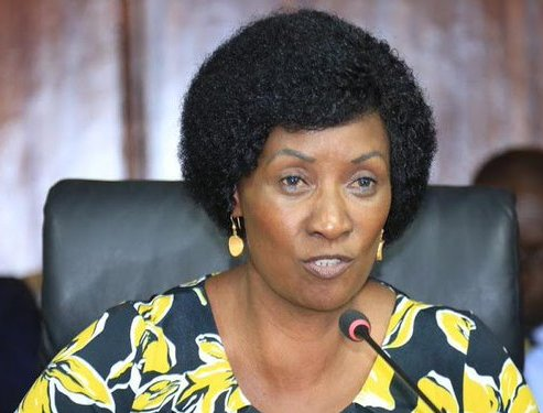 Dr Nancy Macharia who is the TSC Chief Executive Officer. Deployment and appointment of school heads, deputies, senior teachers and masters has now been decentralized to regional TSC offices.