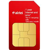Register your new Airtel line easily.