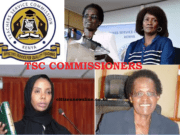 TSC Commissioners. Full list of all current Commissioners.
