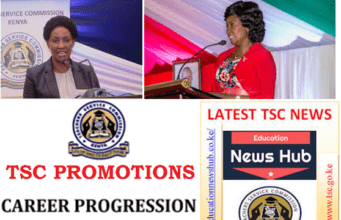 The latest news on TSC promotions.