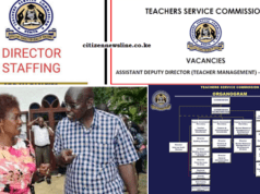 TSC staffing officers.
