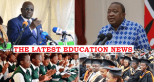 President Uhuru Kenyatta asks CS MAgoha to convene a Stakeholders' meeting to come up with final reopening dates for schools, colleges and universities.