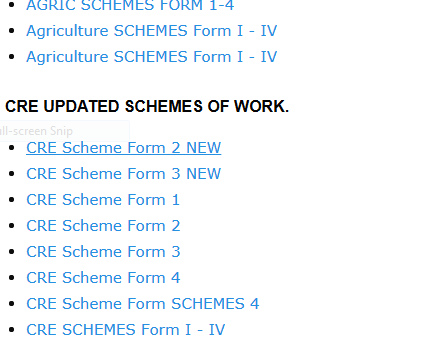 Latest secondary schools schemes of work. Download today.
