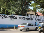 Tononoka Secondary School Principal dies as a result of Covid19 disease.