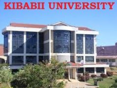 Kibabii University Latest News.