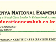 new Knec guidelines, requirements and procedure for equation of foreign certificates
