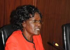 Retired TSC Chair Dr Lydia Nzomo.
