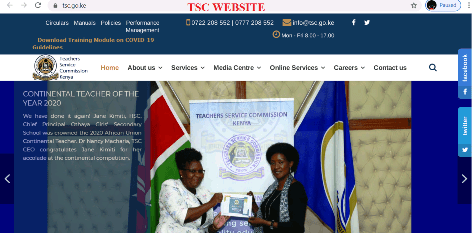 TSC Website