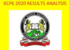 KCPE 2020 Best Schools