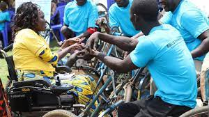 Persons with special needs in Kenya. Here are the latest TSC guidelines on how to identify and treat teachers living with disability.