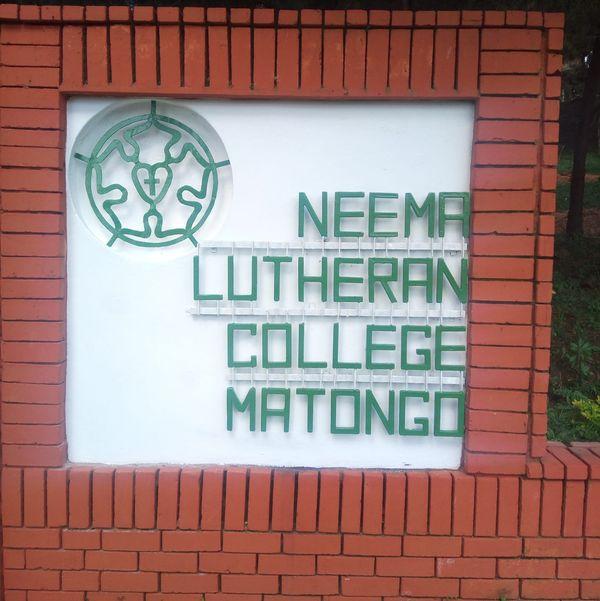 Neema Lutheran College (formerly Matongo Lutheran Theological College and Matongo Lutheran Teachers Training College)