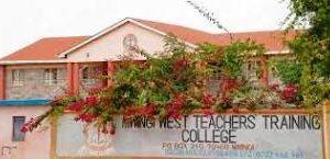 Mwingi Teacher Training College